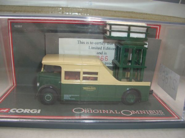 Corgi OOC 42301 Bristol Tower Wagon Maidstone District MIMB